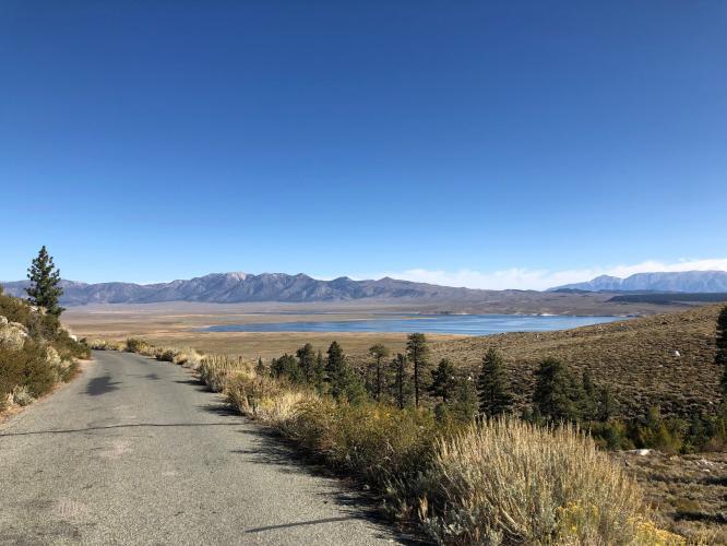 McGee Creek Road Bike Climb - PJAMM Cycling
