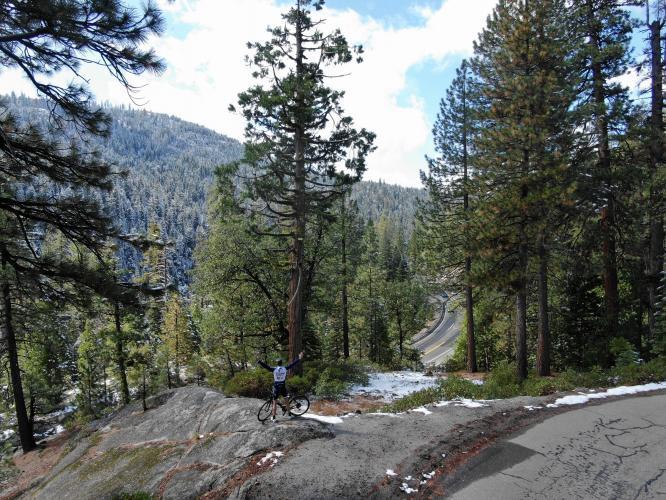 Wrights Lake Road Bike Climb - PJAMM Cycling
