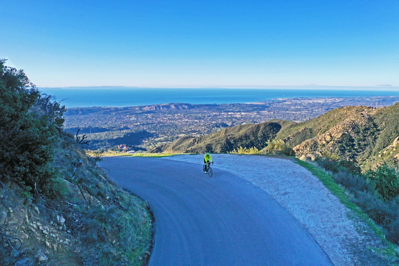 Gibraltar Road Bike Climb - PJAMM Cycling