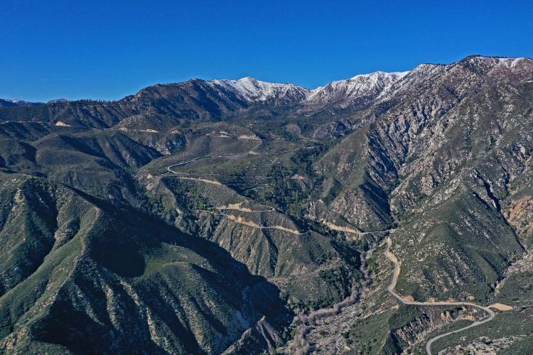 Hwy 39 - Crystal Lake Bike Climb - PJAMM Cycling