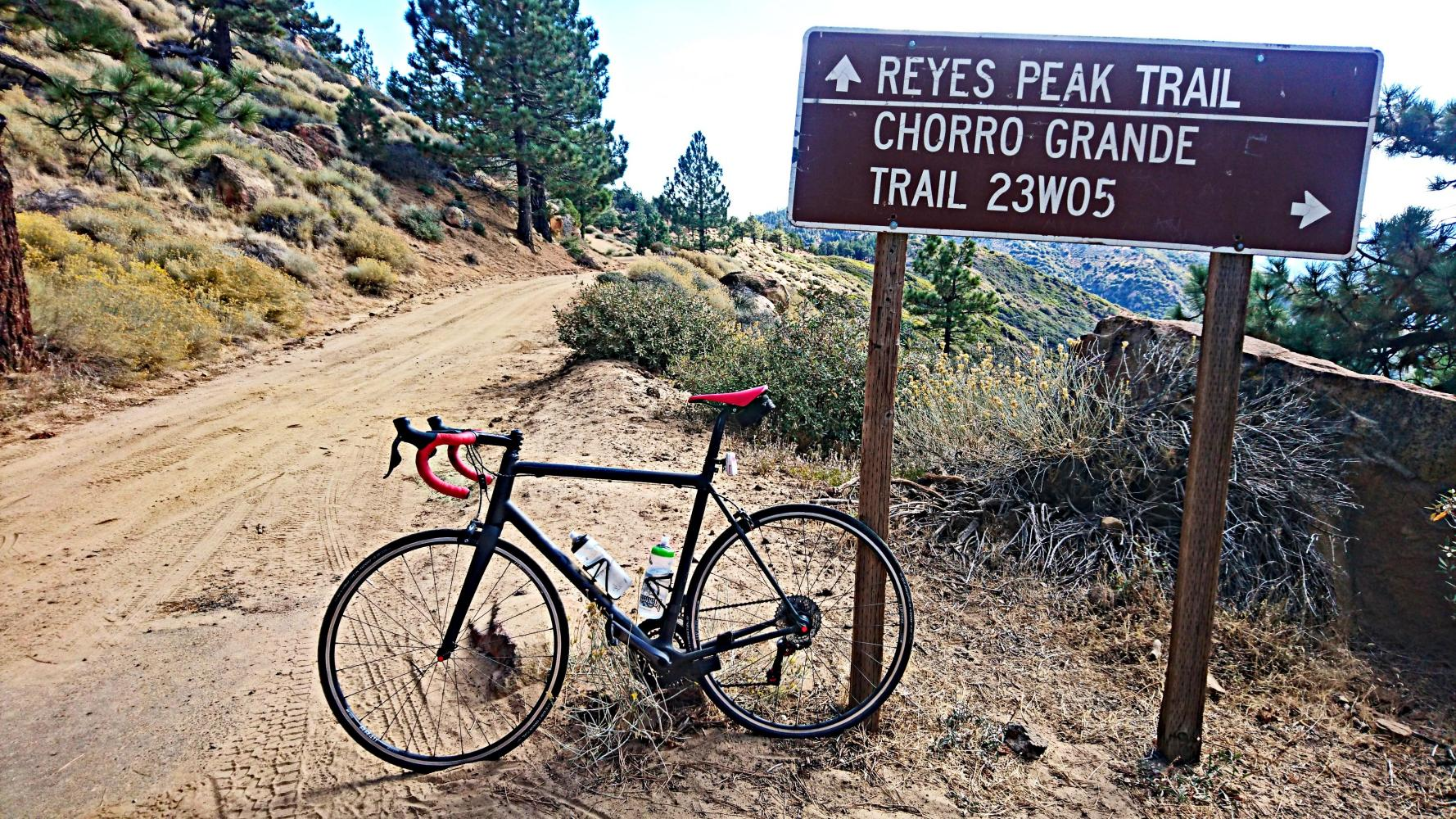 Hwy 33 to Pine Mountain Summit Bike Climb - PJAMM Cycling