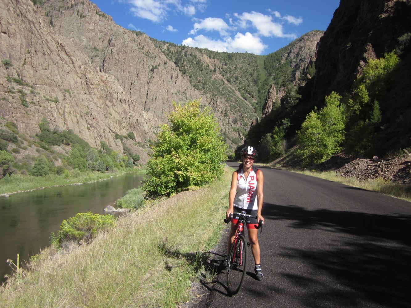 East Portal Bike Climb - PJAMM Cycling