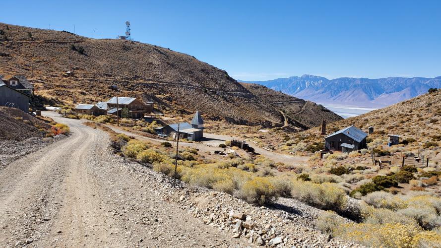 Cerro Gordo Bike Climb - PJAMM Cycling