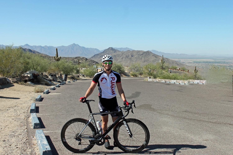 South Mountain Bike Climb - PJAMM Cycling