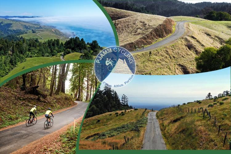 King Ridge Loop Bike Climb - PJAMM Cycling