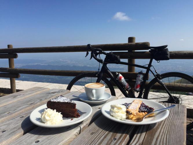 Monte Grappa - Pederobba Bike Climb - PJAMM Cycling