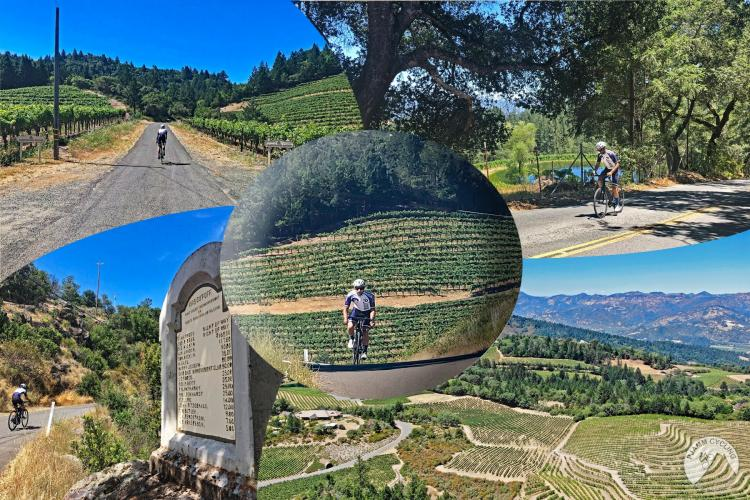 NOMA Tour - Kortum-Spring Mt-Cavedale Bike Climb - PJAMM Cycling