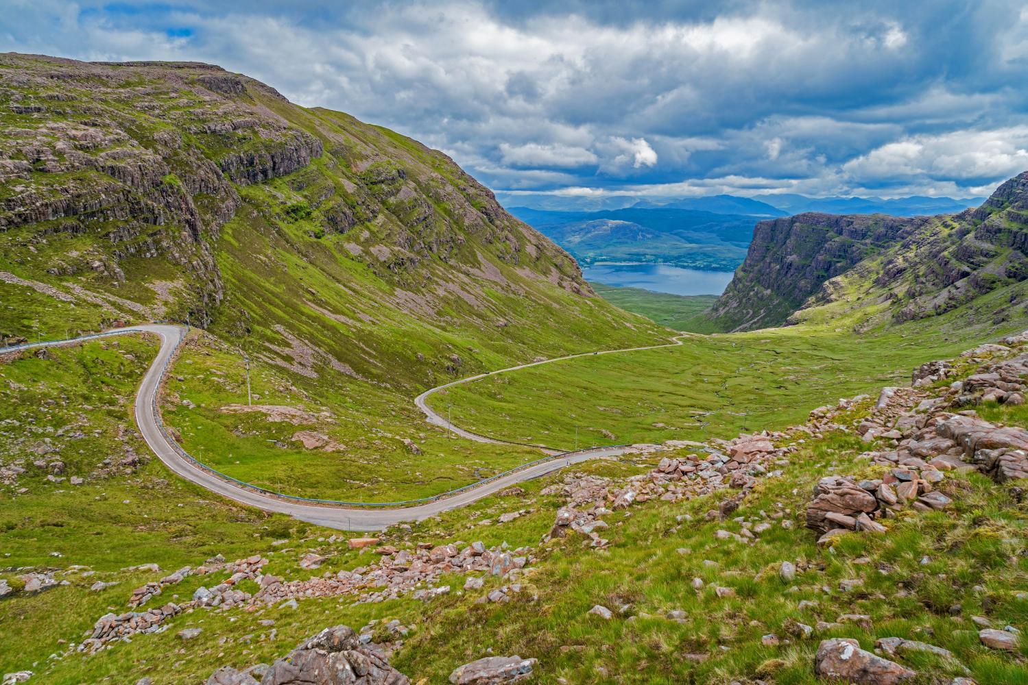 Stage 19 LEJOG 3535 16 September Bike Climb - PJAMM Cycling