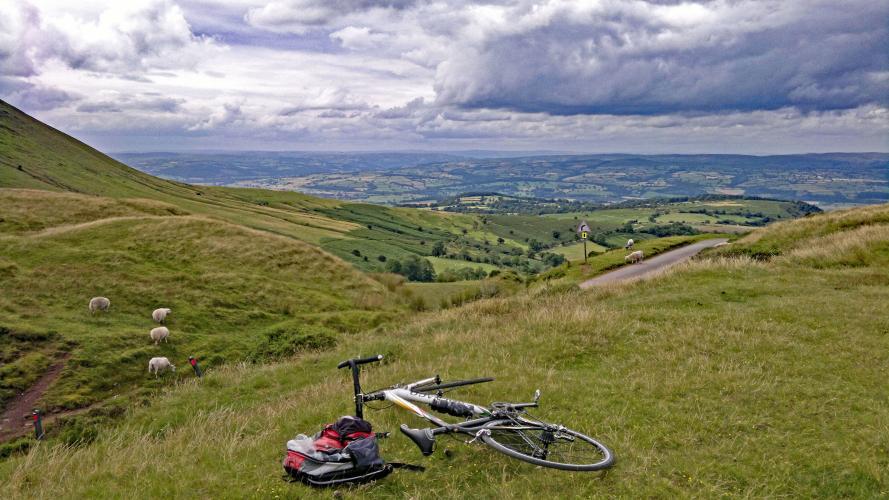 Gospel Pass South Bike Climb - PJAMM Cycling