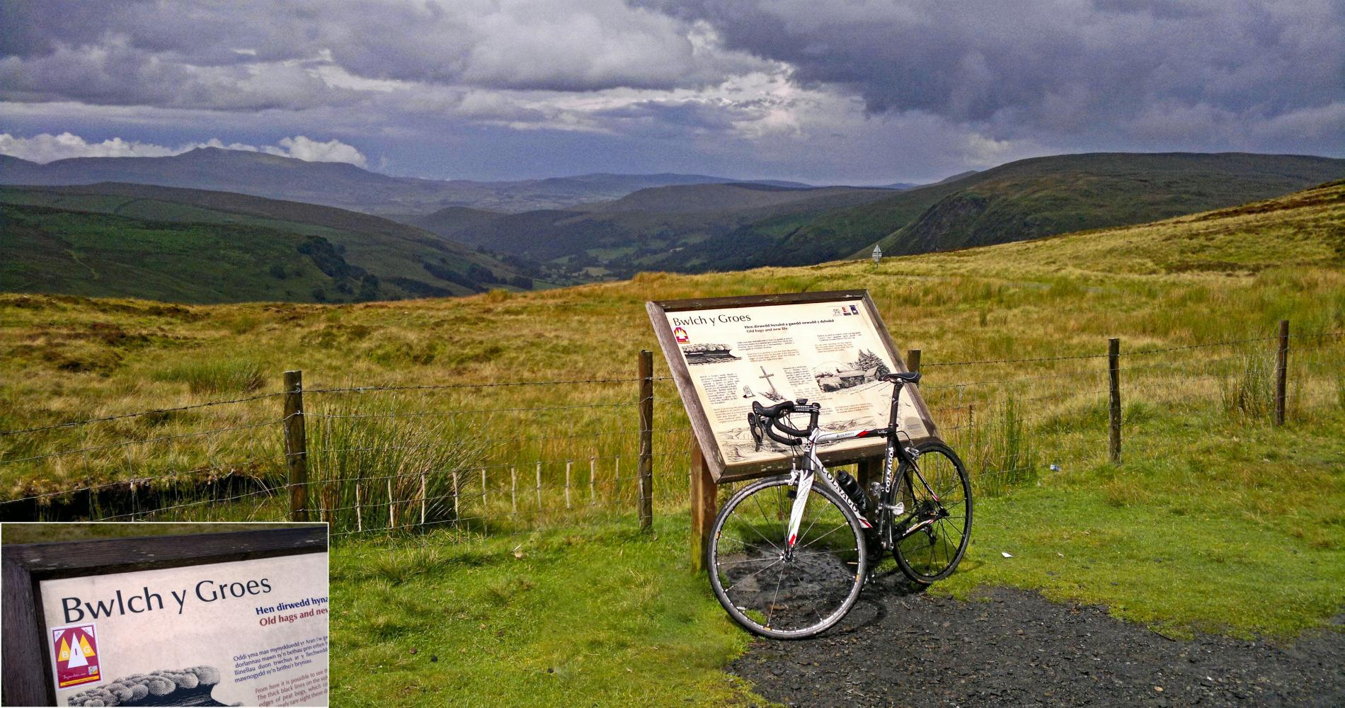 Bwlch-y-Groes South Bike Climb - PJAMM Cycling