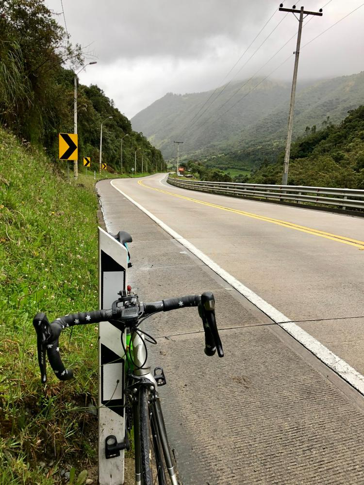 Tres Cruces Bike Climb - PJAMM Cycling