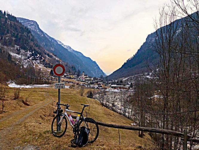 Calanca Valley  Bike Climb - PJAMM Cycling