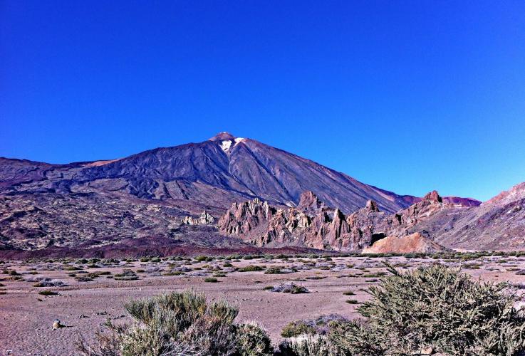 Mount Teide - Los Cristianos Bike Climb - PJAMM Cycling