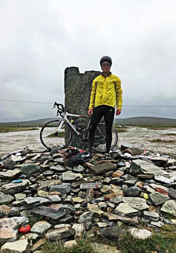 Flatruet South Bike Climb - PJAMM Cycling