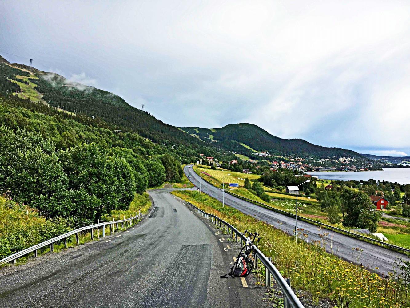 Ulladalen Bike Climb - PJAMM Cycling