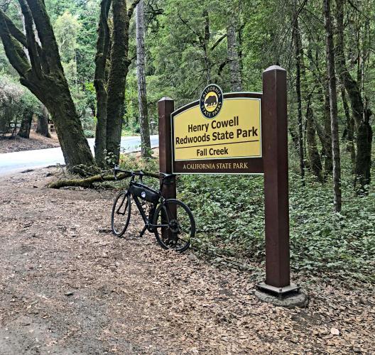 Felton Empire Road Bike Climb - PJAMM Cycling