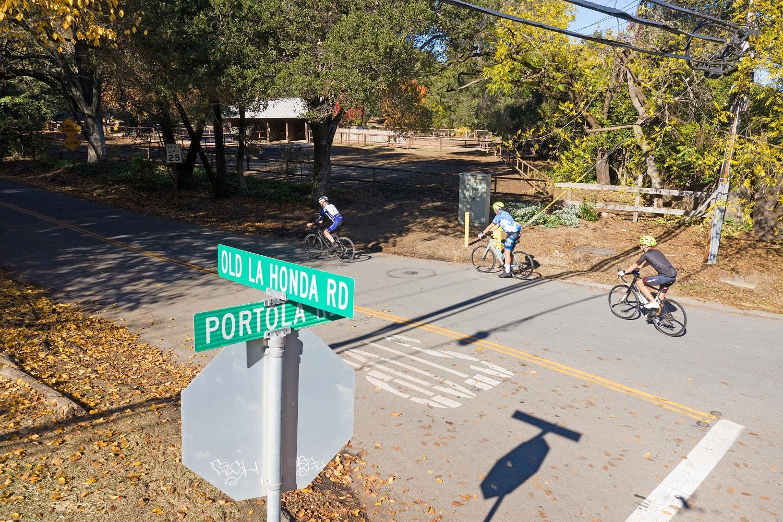 Old La Honda Road Bike Climb - PJAMM Cycling