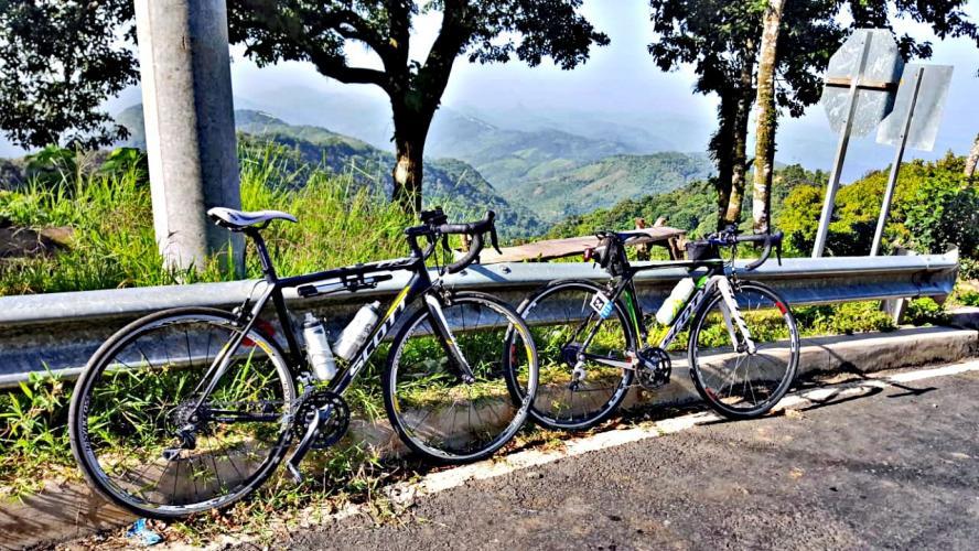Chiltiupan Bike Climb - PJAMM Cycling