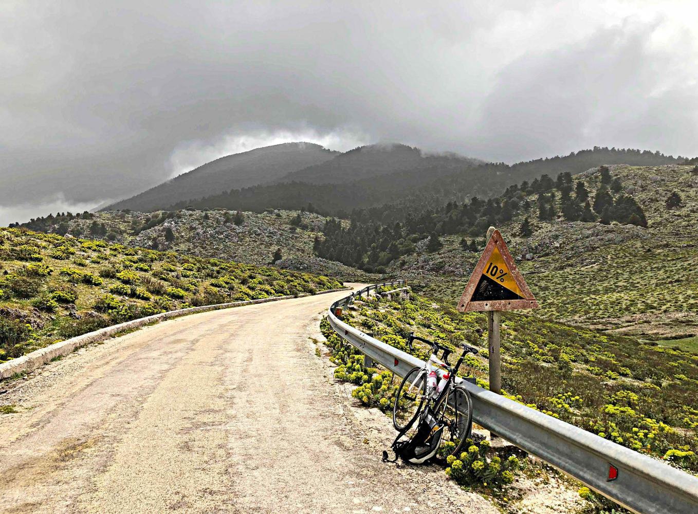 Mount Ainos Bike Climb - PJAMM Cycling