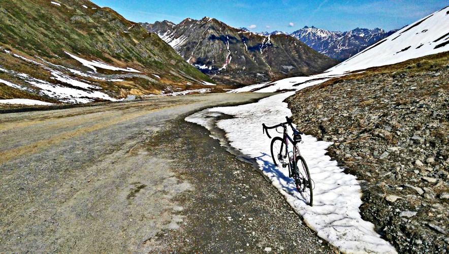 Hatcher Pass East Bike Climb - PJAMM Cycling