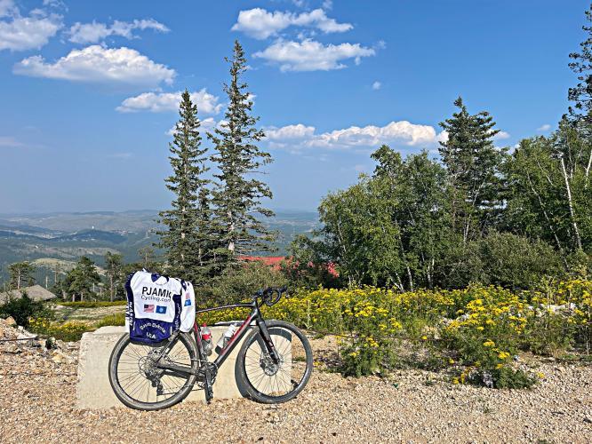 Terry Peak Summit Bike Climb - PJAMM Cycling