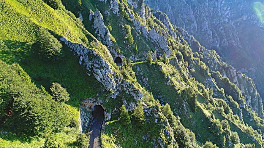 Monte Grappa - Fietta Bike Climb - PJAMM Cycling