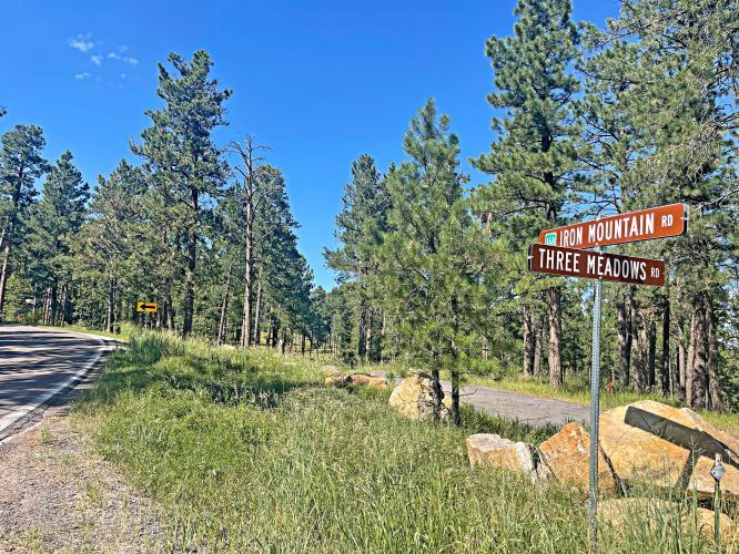 Iron Mountain (Lakota Lake) Bike Climb - PJAMM Cycling