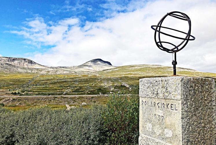 Saltfjellet - Artic Circle Bike Climb - PJAMM Cycling