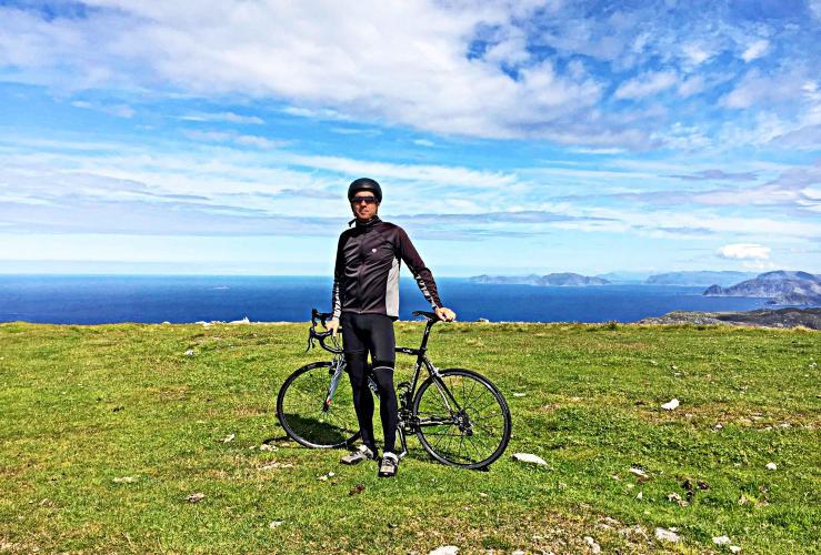 Vestkapp Bike Climb - PJAMM Cycling