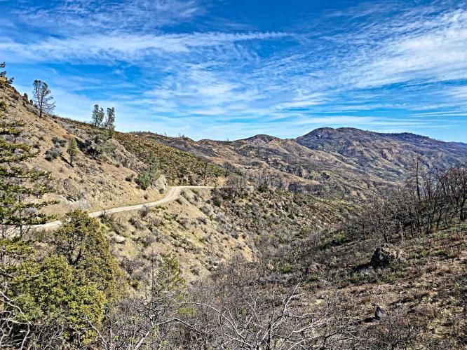 Bartlett Springs (Backside) Bike Climb - PJAMM Cycling