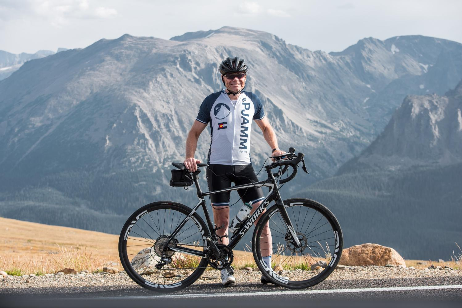 Trail Ridge Bike Climb - PJAMM Cycling