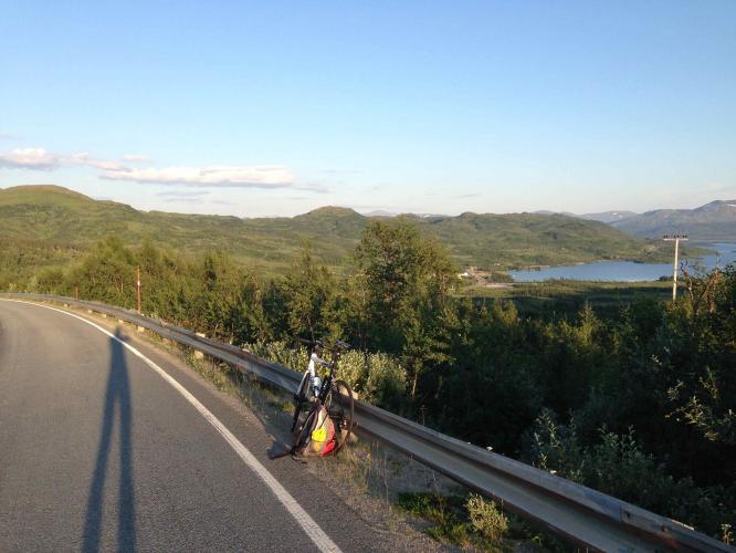 Umskardet Bike Climb - PJAMM Cycling