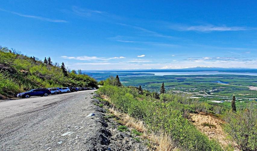 Eagle River - Skyline Drive Bike Climb - PJAMM Cycling