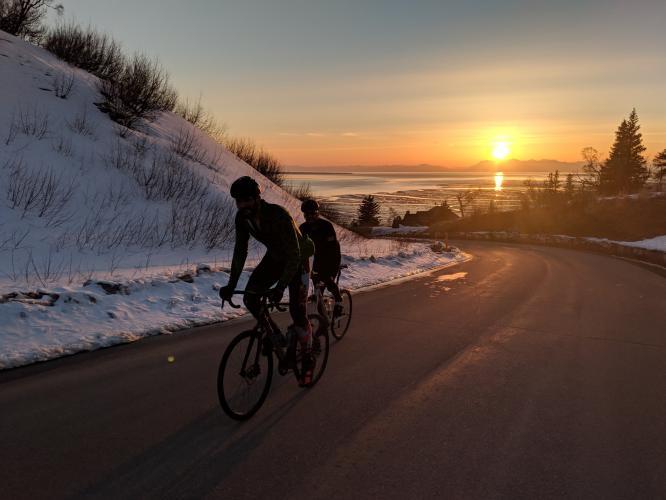 Potter Valley Road Bike Climb - PJAMM Cycling
