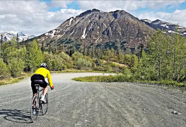 Arctic Valley Road Bike Climb - PJAMM Cycling