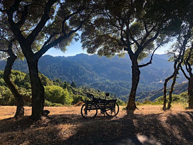 Bohlman - On Orbit Bike Climb - PJAMM Cycling