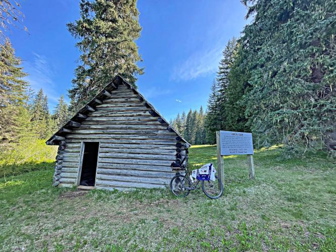 Aufderheide Scenic Byway South Bike Climb - PJAMM Cycling