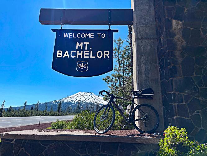Mt. Bachelor (Bend) Bike Climb - PJAMM Cycling