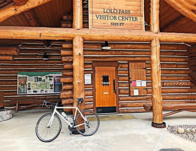 Lolo Pass (Idaho) Bike Climb - PJAMM Cycling