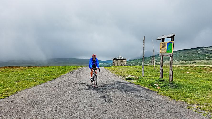 Modre Sedlo Bike Climb - PJAMM Cycling