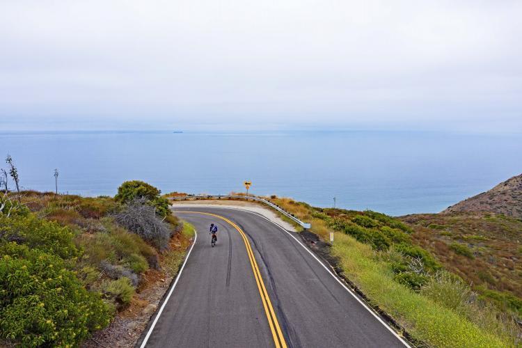 Deer Creek Road Bike Climb - PJAMM Cycling