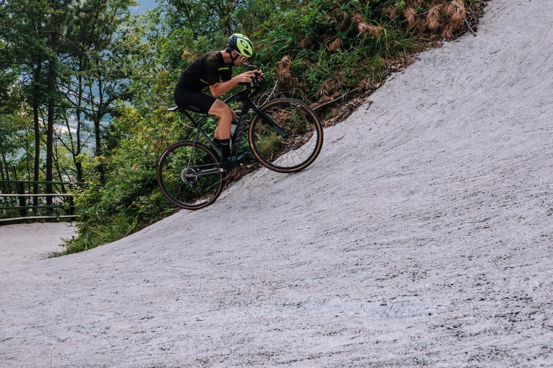 Cycling Climb - Scanuppia - Italy, Trentino-Alto Adige