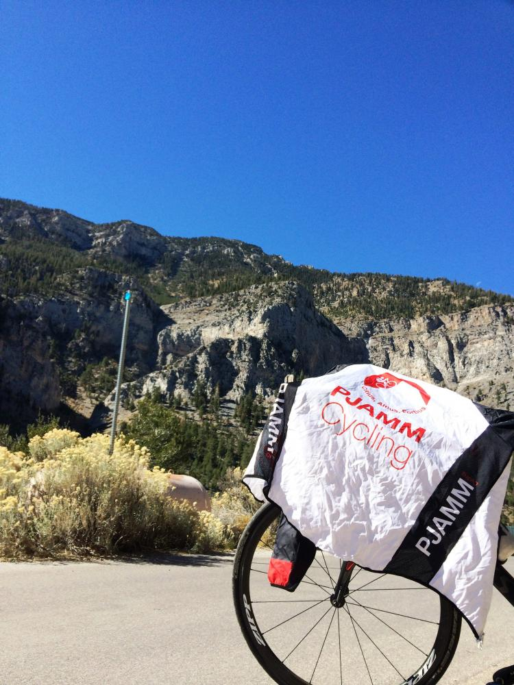 Kyle Canyon  Bike Climb - PJAMM Cycling