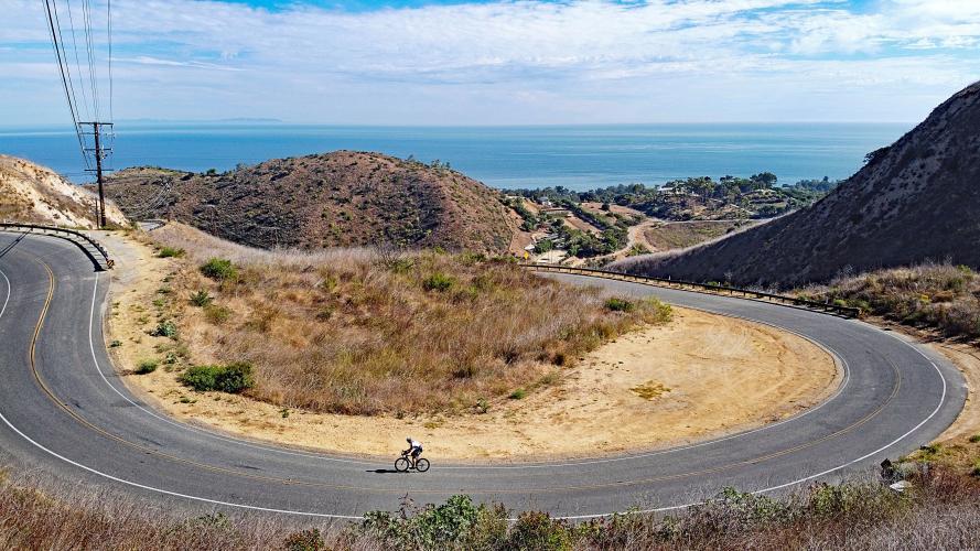 Latigo Canyon Road Bike Climb - PJAMM Cycling