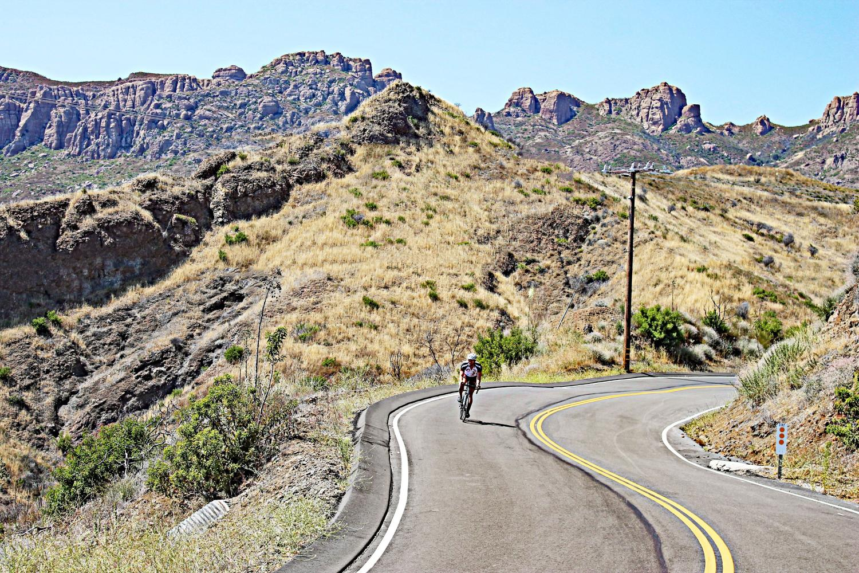 Yerba Buena Road Bike Climb - PJAMM Cycling