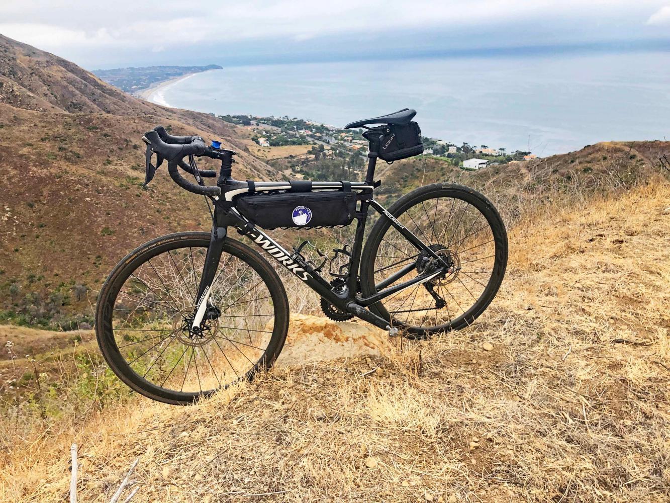 Encinal Canyon Road Bike Climb - PJAMM Cycling