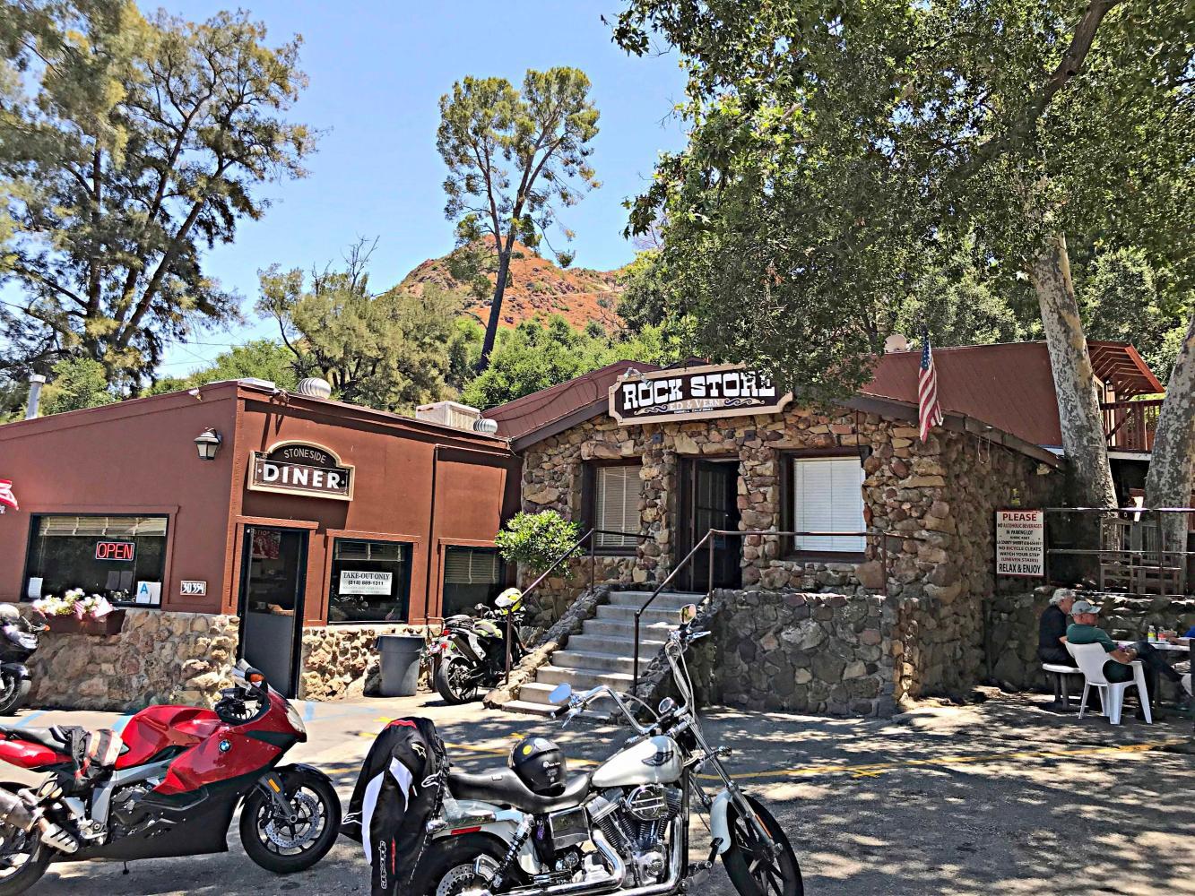 Mulholand - Rock Store Bike Climb - PJAMM Cycling