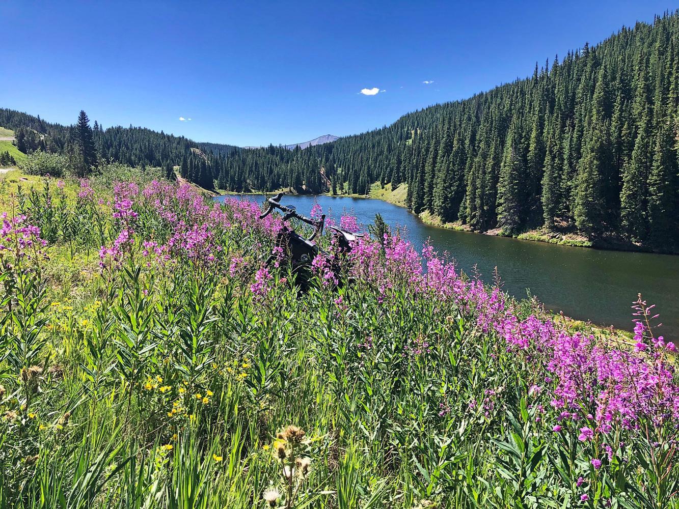 Vail Pass West Bike Climb - PJAMM Cycling