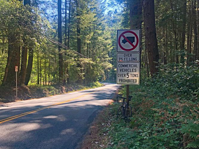 Ice Cream Grade Bike Climb - PJAMM Cycling