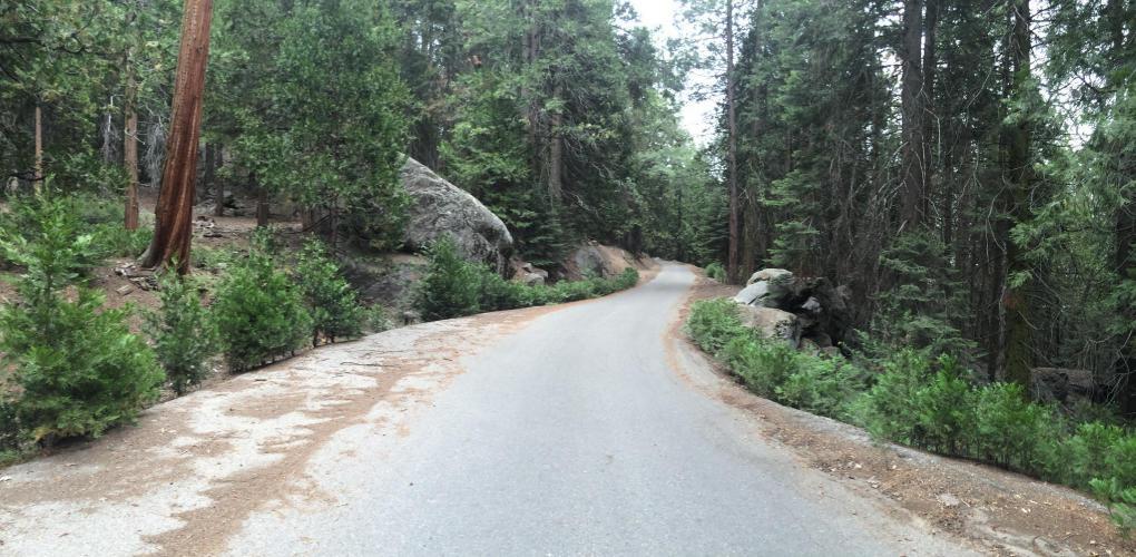 Portuguese Pass West Bike Climb - PJAMM Cycling